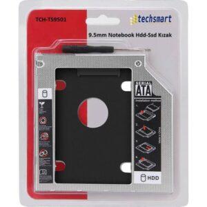 Techsmart Tch-St9501 9.5Mm Slim Notebook Dvd Yuvası Hdd-Ssd Kızak