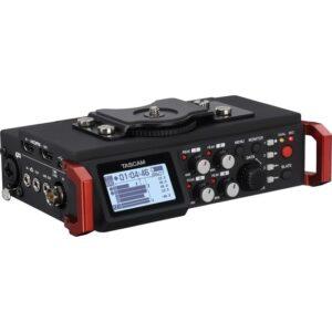 Tascam Dr 701D DSLR Fotoğraf Makineleri Altı Kanallı Ses Kayıt Cihazı