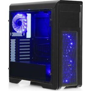 Dark N10 Pro 3x12cm Fan Full Cam Yan Panel Fan Kontrolcülü USB 3.0 Bilgisayar Kasası(DKCHN10PRO)