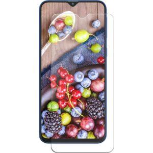 Case 4U Samsung Galaxy A20 - A30 Temperli Cam Ekran Koruyucu Şeffaf