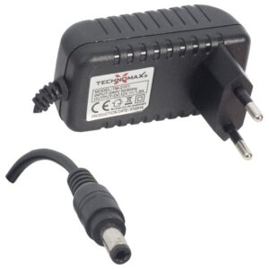 Powermaster 12V-1.5A Dc Standart Adaptör 5.5*2.5 Uç