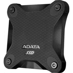Adata External 240GB 440-430MB/s USB Taşınabilir SSD ASD600Q-240GU31-CBK