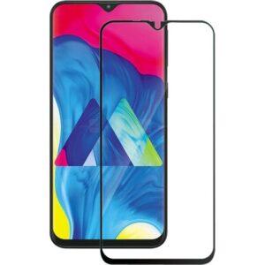 Onli̇ne Samsung Galaxy M20 5D Tam Kaplayan Ekran Koruyucu Cam