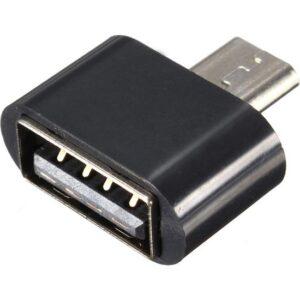 Tigdes Micro USB To USB Android Otg Çevirici Dönüştürücü Adaptör