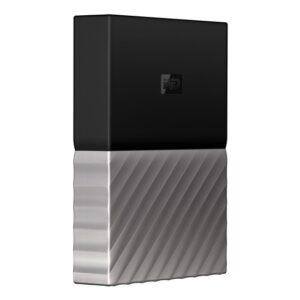 WDMy Passport 2TB USB 3.0 Taşınabilir Disk WDBTLG0020BGY-WESN