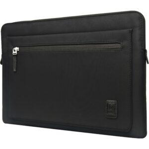 """Wiwu MacBook Pro Air Retina 13.3"""" Sleevebag Zipper Darbe Emici Çanta Kese Kılıf 536 Siyah"""