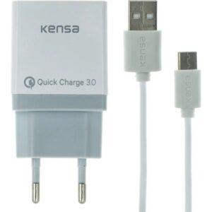 Kensa Type-C USB 3.0 Hızlı Şarj Cihazı
