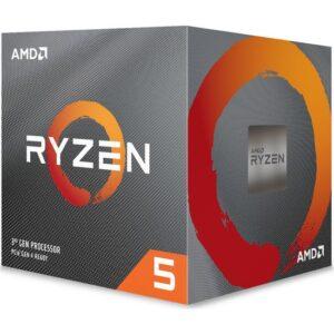 AMD Ryzen 5 3400G 3,7GHz 6MB Cache Soket AM4 İşlemci