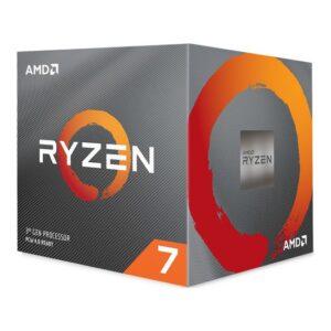 AMD Ryzen 7 3800X 3,9GHz 36MB Cache Soket AM4 İşlemci
