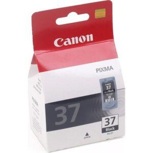 Canon Pg-37Bk Siyah Kartuş Ip1800-Ip2500-Mp140