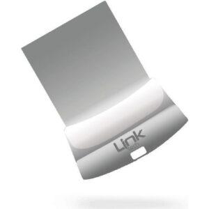 LinkTech Fit Premium 32GB Metal 25MB/s USB Flash Bellek