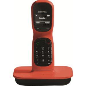 Switel DF 1001 Colombo One Kırmızı Dect Telefon