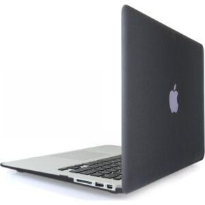 """Codegen Apple 13"""" Macbook Air A1466 A1369 Siyah Kılıf Koruyucu Kapak CMA-133B"""