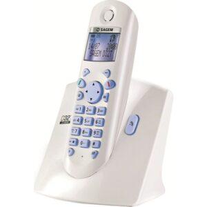 Sagem D 32 T Dect Telefon - Beyaz
