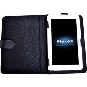 """Flaxes FDK-700S Universal 7"""" Siyah Tablet Kılıfı"""
