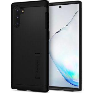 Spigen Samsung Galaxy Note 10 Kılıf Slim Armor Black - 628CS27540