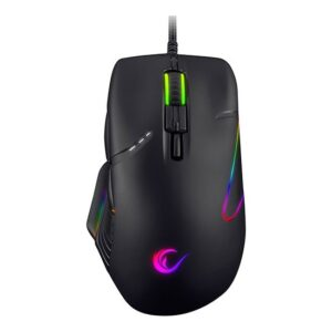 Rampage SMX-R19 Fighter 12400DPI RGB Oyuncu Mouse