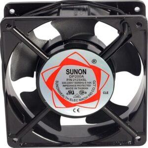 Sunon 12X12X38 220V 0.14A Kasa Fanı