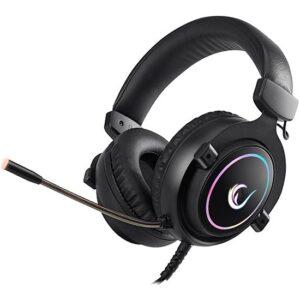 Rampage RM-K11 X-NOVA Mikrofonlu Oyuncu Kulaklıklığı Siyah