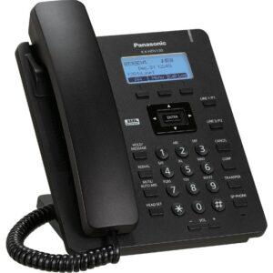 Panasonic KX-HDV130 Siyah IP/SIP Telefon