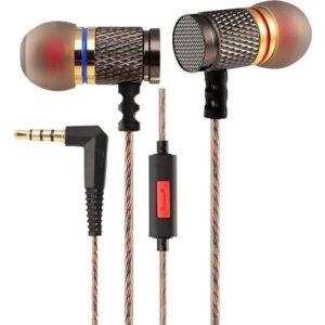 Kz Edr1 Mega Bass Kulak İçi Kulaklık - Gold