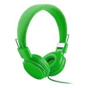 Color Ep05 Kablolu Kulak Üstü Kulaklık - Yeşil