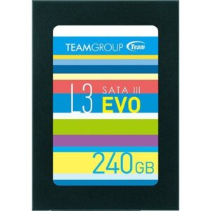 Team Group L3 Evo 240 GB 2.5'' 530MB-470MB/s SATA 3 SSD T253LE240GTC101