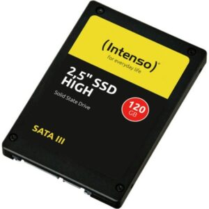 """Intenso INT3813430 120GB 520MB-500MB/S 2.5"""" Sata 3 SSD"""