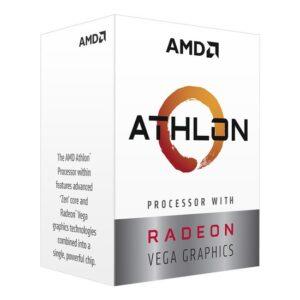 AMD Athlon 3000G 3.5GHz AM4 4MB Cache İşlemci YD3000C6FHBOX