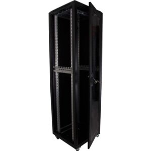 Teknoline Dikili Tip Rack Kabin 16U 600 x 800 cm 19 inç