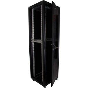 Teknoline Dikili Tip Rack Kabin 16U 600 x 1000 cm 19 inç