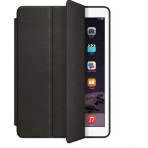 Fujimax ipad Air 3 / ipad Pro 10.5 Uyku Modlu Deri Smart Kılıf + Ekran Koruyucu(A2152 A2154 A1701 A1704) Siyah