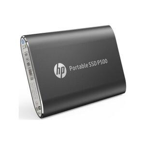 Hp P500 500GB 387 MB-340 Mb/s Taşınabilir Portatif SSD Disk 7NL53AA