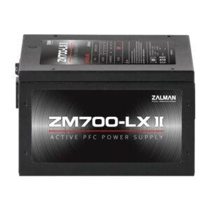Zalman ZM700-LXII 700W Active 120 mm Fanlı Güç Kaynağı