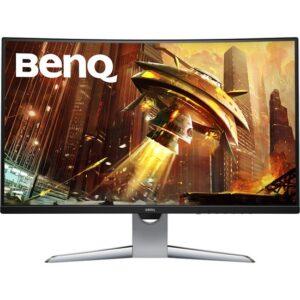 """BenQ EX3203R 32"""" 144Hz 4ms (HDMI+Display+USB Type-C) FreeSync2 2K HDR QHD VA Kavisli Oyun Monitörü"""