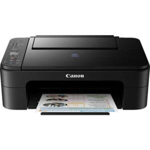 Canon Pixma E3340 Fotokopi + Tarayıcı Wi-Fi Mürekkep Püskürtmeli Renkli Yazıcı