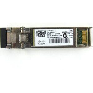Cisco SFP-10G-LR= 10GBASE-LR Sfp+ Transceiver Module Smf 1310NM Dom Max. 10KM