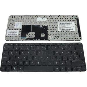 Tochi HP Mini 210-2072CL HP Mini 210-2070NR Notebook Tuş Takımı