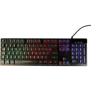MF Product Strike 0122 Kablolu Rgb Gaming Klavye Siyah