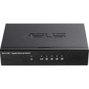 Asus GX-U1051 Network 5 Port Switch