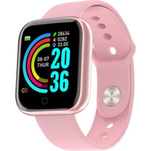 Yukka Su Geçirmez Bluetooth Spor Akıllı Erkek Saat Iphone Xiaomi Nabız Takibi