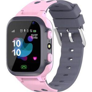 Smartbell Q539/2020 Sim Kartlı Akıllı Çocuk Saati - Pembe