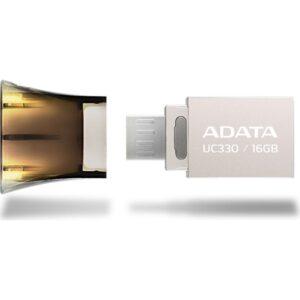 ADATA 16GB UC330 Otg USB 2.0 / Micro USB Bellek