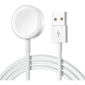 Zore Apple Watch 1/2/3/4 USB Sarj Kablosu 38/40/42/44 mm