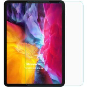 Microsonic Apple iPad Pro 11'' 2020 2. Nesil (A2228-A2068-A2230) Temperli Cam Ekran Koruyucu