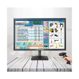 Uht Bilişim Hırdavat Barkodlu Satış Programı Online Teslimat Ömür Boyu Lisans (Temel Paket)
