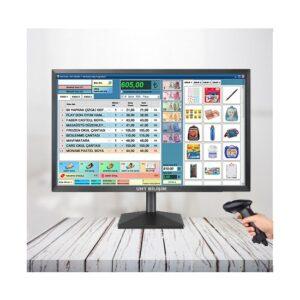 Uht Bilişim Kırtasiye Barkodlu Satış Programı Online Teslimat Ömür Boyu Lisans (Pro Paket)