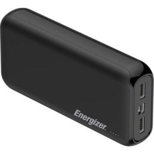 Energizer Max UE20010 20000mAh Type-C & Micro USB Girişli Taşınabilir Şarj Cihazı