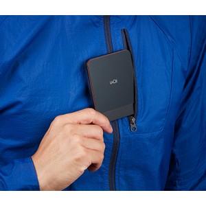 """LaCie 2TB Type C/Thunderbolt 3 External Taşınabilir SSD STHK2000800 """