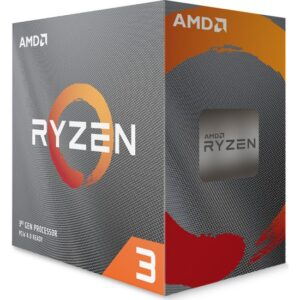 AMD Ryzen 3 3300X 4.3GHz 18MB Cache AM4 Soket Wraith Soğutucu 65W İşlemci